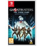 Ghostbusters: The Video Game Remastered Switch