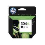 ГЛАВА ЗА HEWLETT PACKARD DeskJet 3720/2620/2630 All-in-One Printers - Black - P№ N9K08AE - /304XL/ - Заб.: 300p/7ml image
