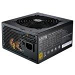 Захранване Cooler Master MWE GOLD 650, 650W, Active PFC, 80 Plus Gold, 120 mm вентилатор image