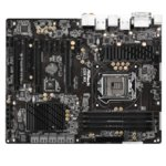 Дънна платка за сървър ASRock Rack C226WS, LGA1150, DDR3 UDIMM and ECC UDIMM, 2x LAN1000, 6x SATA 6Gb/s, 4x SATA 6Gb/s, RAID 0, 1, 5, 10, RAID 0, 1, 4x USB 3.0, ATX image