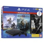 Sony PS4 Slim 1TB Hits Bundle
