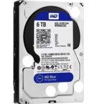 """6TB WD Blue,SATA 6 Gb/s, 5400 rpm, 64MB, 3.5"""" (8.89 cm) image"""