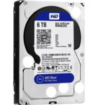 """Твърд диск 6TB WD Blue,SATA 6 Gb/s, 5400 rpm, 64MB, 3.5"""" (8.89 cm) image"""