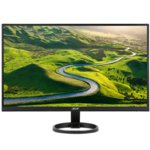 "Монитор Acer R241 (UM.QR1EE.001), 23.8"" (60.45 cm), IPS панел, 5ms, Full HD, 100 000 000:1, 250 cd/m², HDMI, DVI image"