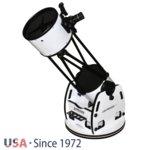 Рефлекторен телескоп Meade LightBridge Plus 10, 254mm апертура, 1270mm фокусно разстояние, добсънова основа и монтаж без инструменти image