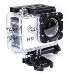 "Спортна екшън камера, 1080P HD (30fps), 2"" (5.08) LCD дисплей, 12 мега пиксела, Micro SD слот до 32GB, Micro USB image"