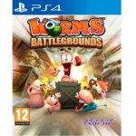 Игра за конзола Worms Battlegrounds, за PS4 image