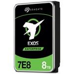 "Твърд диск 8TB Seagate Exos 7E8 512E ST8000NM000A, SATA 6Gb/s, 7200 rpm, 256MB кеш, 3.5""(8.89 cm) image"