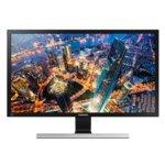 """Монитор Samsung U28E590D(LU28E590DS/EN), 28"""" (71.12cm), TN панел, 1ms, UHD, 5000000:1, 370 cd/m², 2x HDMI, Display Port image"""