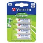 Verbatim AA HR6 2500 mAh 4 броя 2080140077