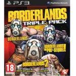 Borderlands: Triple Pack, за PS3 image