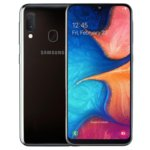 Samsung Galaxy A20s Dual Sim 3GB/32GB Black