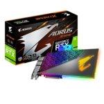 Видео карта Nvidia GeForce RTX 2080, 8GB, Gigabyte Aorus XTREME WATERFORCE WB, PCI-E, GDDR6, 256 bit, DisplayPort, HDMI image