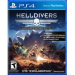 HellDivers Super-Earth UE