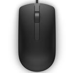 Мишка Dell MS116, оптична (1000dpi), USB, черна image
