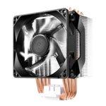 Охлаждане за процесор CoolerMaster Hyper H411R, съвместимост с LGA 2066/2011-3/2011/1151/1150/1155/1156/1366/775 & AMD AM4/AM3(+)/AM2(+)/FM2(+)/FM1 image