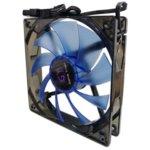 Вентилатор 120mm Delux CF4 Blue, 4-pin, 1200rpm image