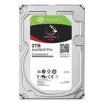 """Твърд диск 2TB Seagate IronWolf Pro, SATA 6Gb/s, 7200 rpm, 128MB кеш, 3.5""""(8.89cm) image"""