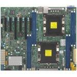 Дънна платка за сървър Supermicro X11DPL-i, LGA 3647, поддържа ECC DIMM DDR4 RAM, 2x Lan1000, 7x SATA 6.0Gb/s, RAID 0/1/10/5, 2x USB 3.0, Display Port, VGA, ATX image