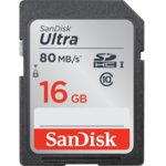 SANDISK Ultra SDHC 16GB SDSDUNC-016G-GN6IN