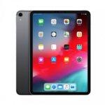 """Таблет Apple iPad Pro (2018)(MU102HC/A)(сив), LTE, 11"""" (27.94 cm) Liquid Retina дисплей, осемядрен A12X Bionic, 4GB RAM, 256GB Flash памет, 12.0 & 7.0MPix камера, iOS 12, 468g image"""