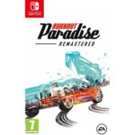 Burnout Paradise Remastered Nintendo Switch