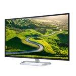 """Монитор Acer EB321HQUAwidp(UM.JE1EE.A01), 31.5"""" (80.01 cm) IPS панел, WQHD, 4ms, 100 000 000:1, 300cd/m2, DisplayPort, HDMI, DVI image"""