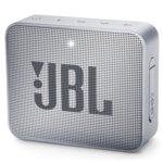 Тонколона JBL GO 2, 1.0, 3W RMS, 3.5mm jack/Bluetooth, сива, до 5 часа работа, IPX7 image