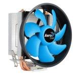Охлаждане за процесор AeroCool Verkho 3 Plus, съвместимост със Intel 775, 1150, 1151, 1152, 1155, 1156 & AMD AM4, AM3+, AM3, AM2+, AM2, FM2+, FM2, FM1 image