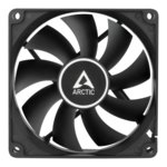 Arctic Fan F9 Silent (black) - 92mm/1000rpm