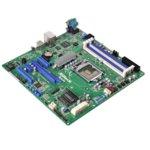 Дънна платка за сървър ASRock Rack E3C232D4U-V1L, LGA1151, поддържа DDR4 ECC UDIMM, 1x LAN1000, 6x SATA3 6.0Gb/s(RAID 0/1/5/10), 4x USB 3.0, mATX image