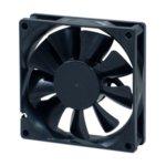 Вентилатор 80мм, EverCool EC8020M12EA, EL Bearing 2500rpm image