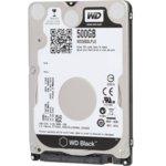 "Твърд диск 500GB Western Digital black WD5000LPLX, SATA 6Gb/s, 7200rpm, 32MB, 2,5"" (6.35 cm) image"