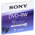 DVD+RW media 2.8GB, Sony 1бр. image