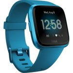 Смарт часовник Fitbit Versa Lite, над 4 дни работа, Bluetooth, водоустойчив, син image