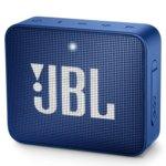 Тонколона JBL GO 2, 1.0, 3W RMS, 3.5mm jack/Bluetooth, синя, до 5 часа работа, IPX7 image