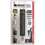 Фенер Mag-Lite MagTac LED, захранва се с 2 батерии CR123, 320lm, блистер, Водоустойчивост, черен image