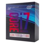 Intel Core i7-8086K Coffee Lake, шестядрен (4.0/5.0GHz, 12MB Cache, 350MHz-1.20GHz GPU, FCLGA1151) image