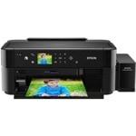 Мастиленоструен принтер Epson L810, цветен, 5760x1440 dpi, 37стр/мин, USB, A4 image