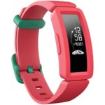 Смарт часовник Fitbit Ace 2, Grayscale OLED дисплей, до 5 дни работа, Bluetooth, водоустойчив, розов image