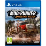 Spintires: MudRunner - American Wilds, PS4 image
