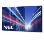 "Публичен дисплей NEC X555UNV, 55""(139.7 cm), 4K UHD IPS LED, VGA, HDMI, DVI-D, Displayport, LAN image"