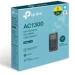 Безжичен мини USB адаптер TPLINK ARCHER T3U AC1300