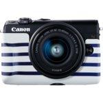 Протектор/калъф Canon EH31-FJ Face Jacket, за фотоапарат Canon EOS M100, син image