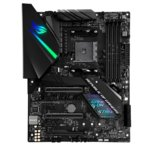 Дънна платка Asus Rog Strix X470-F Gaming, X470, AM4, DDR4, PCI-E(HDMI/DP)(CFX&SLi), 6x SATA3 6.0 Gb/s, 1x M.2 Socket, 2 x USB 3.1 Gen 2, ATX image