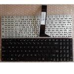 Клавиатура за ASUS X550, US, без рамка, черна image