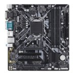 Дънна платка Gigabyte GA-MB-H310M-D3H, H310, LGA1151, DDR4, PCI-Е (DisplayPort&HDMI&DVI-D&VGA), 4x SATA3 6.0 Gb/s, 1x M.2 Socket 3, 2x USB 3.1, micro ATX image
