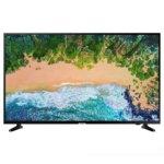 """Телевизор Samsung UE43NU7092UXXH Smart TV, 43""""(109.22cm) LED, 4k Ultra HD, DVB-T2/C/S2, Wi-Fi, RJ-45, 2x HDMI, 1x USB, черен image"""