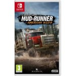 Spintires: MudRunner - American Wilds, за Nintendo Switch image