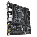 Дънна платка Gigabyte H370M D3H GSM, H370, LGA1151, DDR4, PCI-EX16(HDMI&DVI)(CFX), 6x SATA 6Gb/s, 2x M.2 socket 3, 1x USB Type-C, 1x USB 3.1 Gen 2 Type-A, 6x USB 3.1 Gen 1, 6x USB 2.0, Micro ATX image